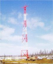 Опоры ЛЭП,  порталы ОРУ,  антенные опоры,  прожекторные мачты