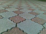 Тротуарная плитка,  облицовочная плитка,  бордюры,  водостоки