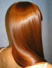Восстановление,  лечение волос ( с кератином)