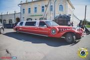 Бизнес по прокату лимузинов,  Party bus