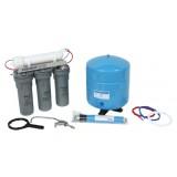 Аквафор ОСМО 100. Ультратонкая фильтрация  очищает воду от всех вредны