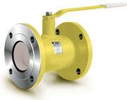 Кран шаровый стальной LD фланец/фланец для газа