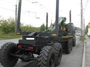 Продам прицеп-роспуск Лесовозный