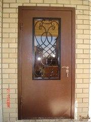 Стальные двери на заказ любой размер и предназначение