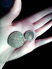 монеты 1841 года