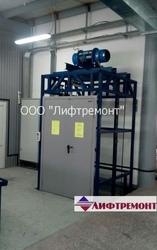 Грузовой лифт – оптимизированный для склада,  магазина,  производства.